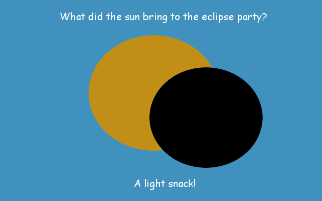 Eclipse Light snack